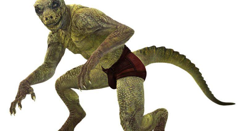 Origen de los reptilianos