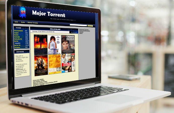 Mejores alternativas a MejorTorrent